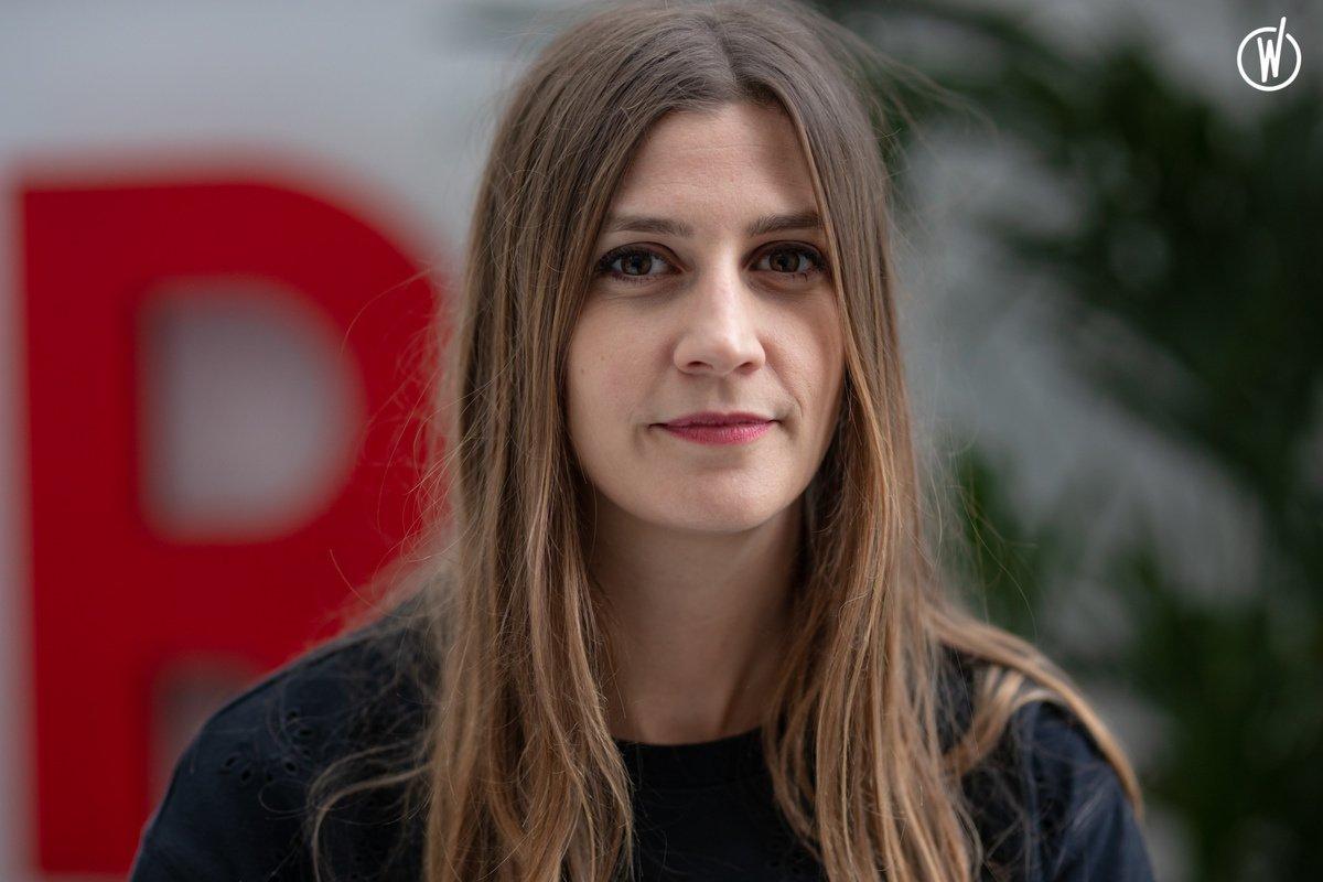 Rencontrez Nina, HR Manager - Rakuten Advertising