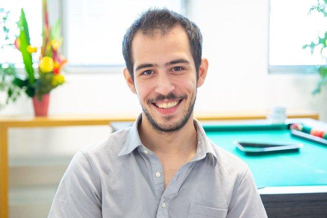 Rencontrez Hugo, Team Leader, Administrateur Système et Réseau - Ivision