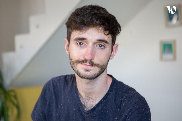 Rencontrez Arnaud, Developpeur Full Stack - TEAMSMART