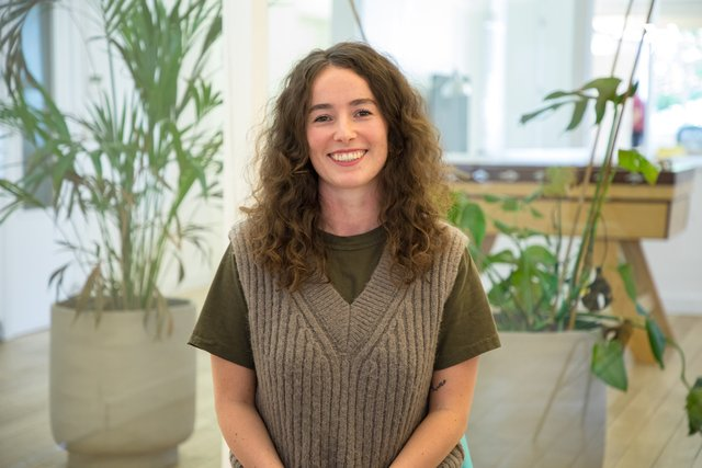 Rencontrez Louise, Senior project manager - Cartoonbase