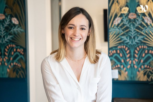 Rencontrez Charlotte, Chef de projet - Interface Conseil - Interface Hospitality Solutions