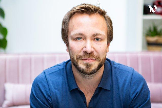 Rencontrez Thierry Vignal, Co-Fondateur - Masteos