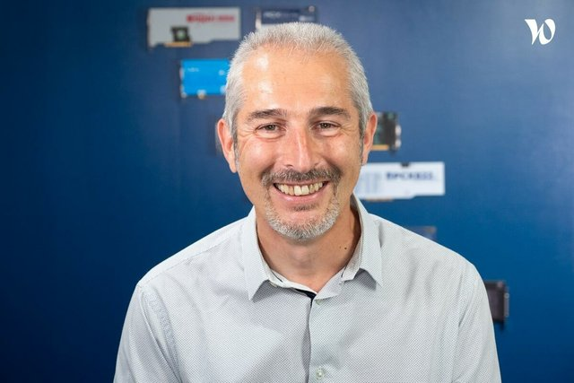 Rencontrez Stéphane, Responsable Avant vente - Digigram