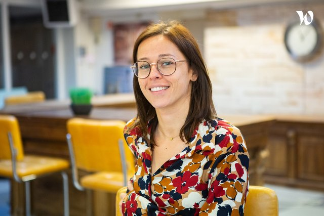 Rencontrez Laure, Head of Sales - Merci Jack