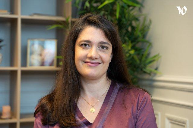 Rencontrez  Maud, Consultante média et data - The good will