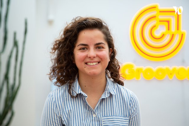 Rencontrez Louise, Digital Marketing Manager - Groover
