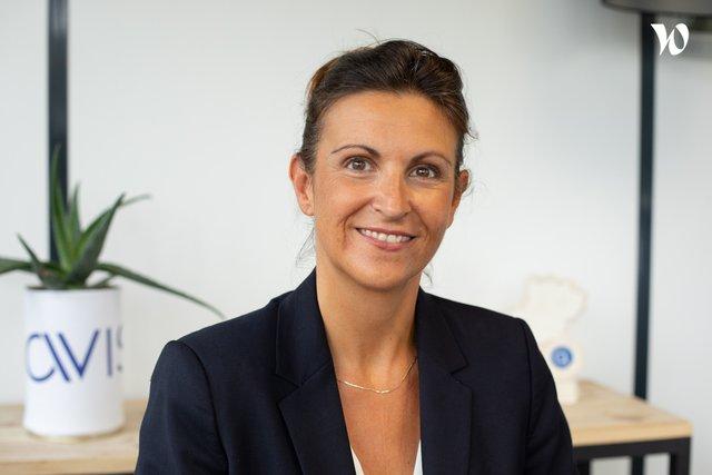 Rencontrez Anne, Directrice des Régions - AVISIA