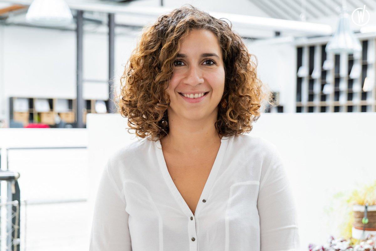 Meet Meriem, Head of Partnerships - Owkin