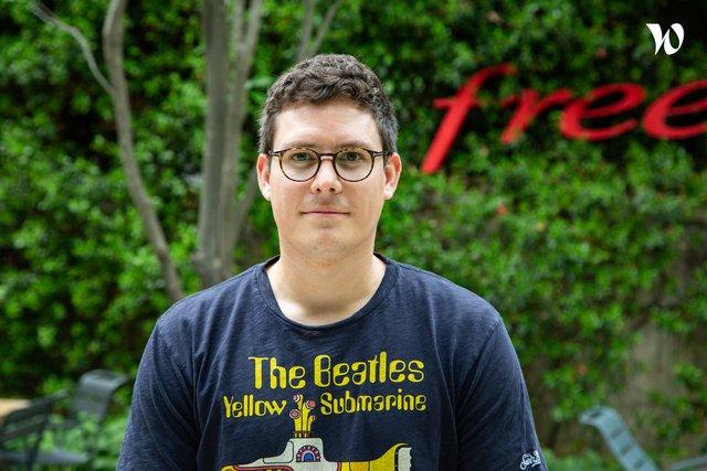 Rencontrez Éric , Data Scientist - Trax (OQEE)