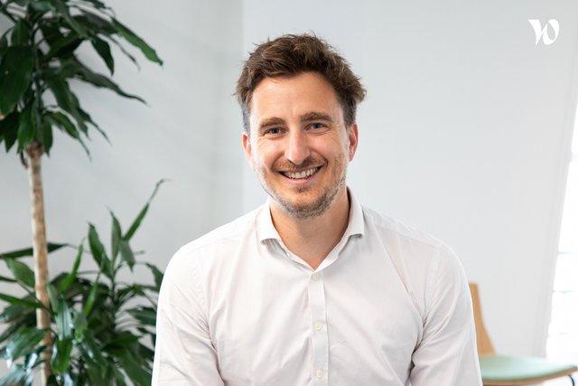 Rencontrez Mathieu, Directeur de l'équipe stratégie SI et SSI - EVA Group