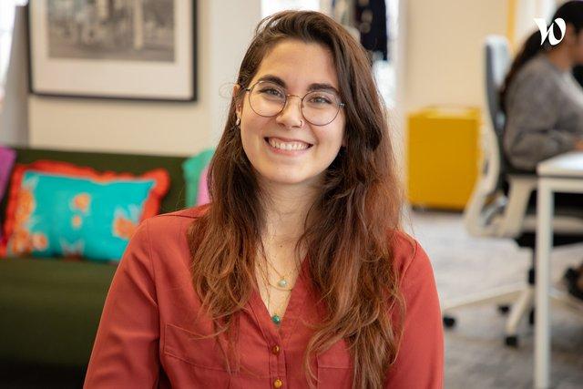 Rencontrez Andréa, Manager Terrain - Vet Dev