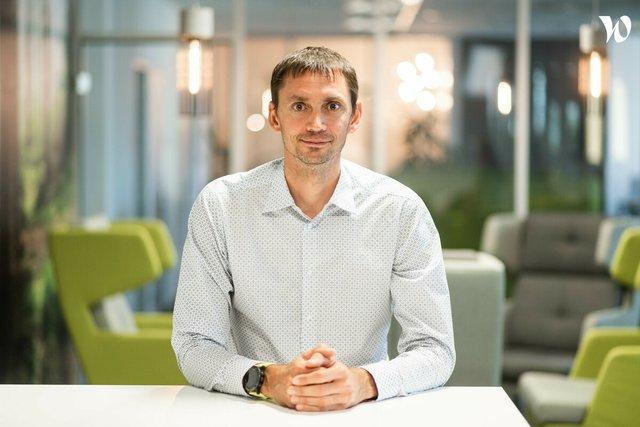 Lukáš Vejrych , Technický ředitel  - Nordic Telecom