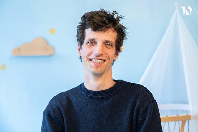 Rencontrez Gaspard, Designer - Charlie Crane