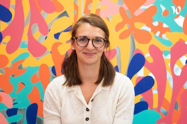 Rencontrez Charlotte, People, culture & impact lead - Benefiz
