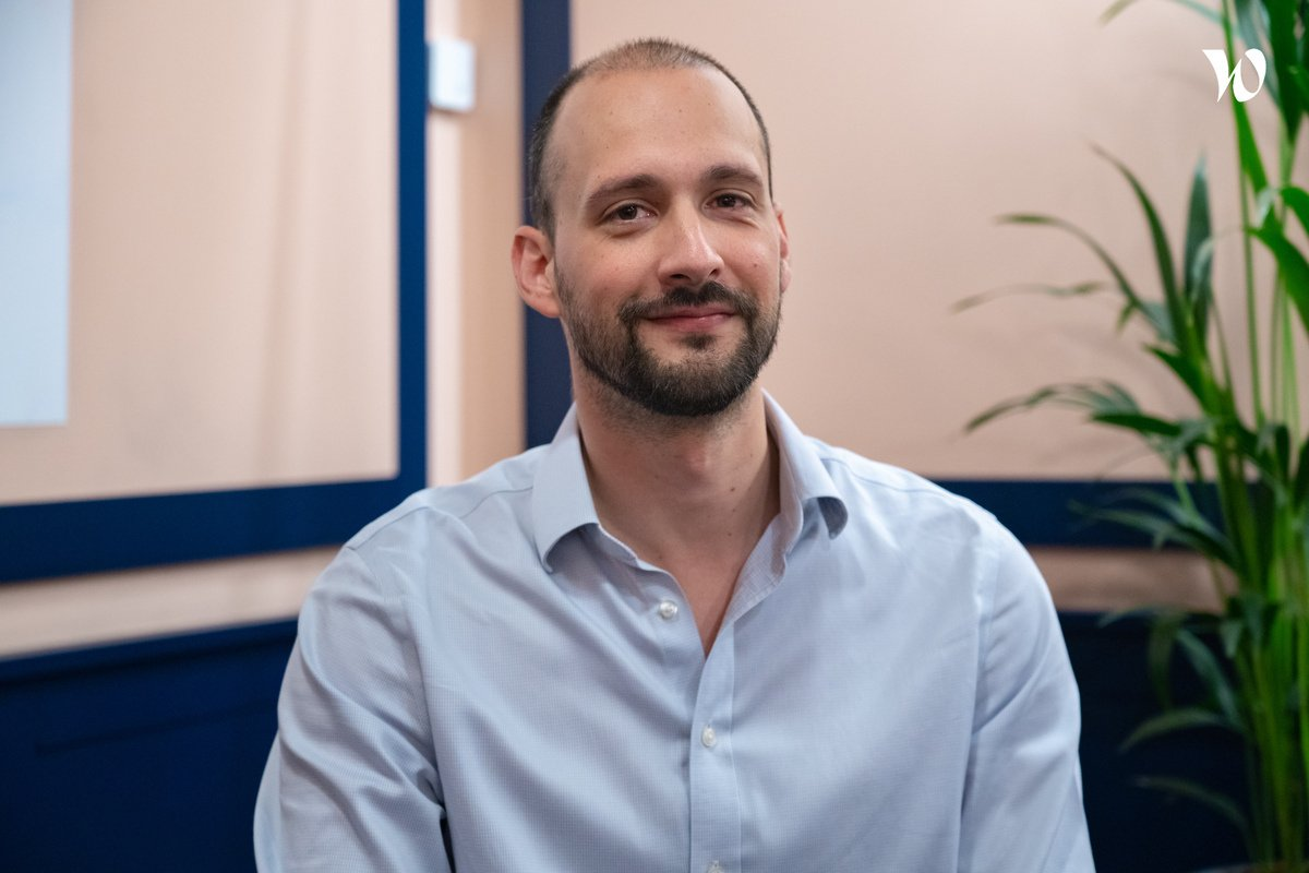 Rencontrez Jean Baptiste, CEO - Kooalys