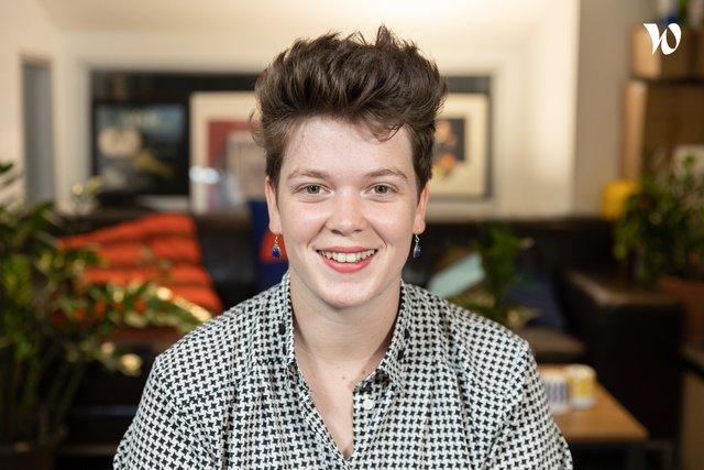 Rencontrez Lucie, Co-fondatrice - Studio Volume