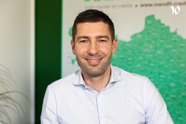 Rencontrez Pierre-Etienne, Directeur Général - IN&FI Crédits