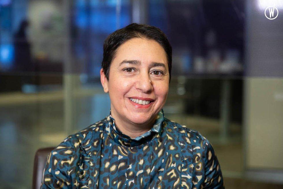 Rencontrez Sandrine, directrice de succursale Auber - HSBC