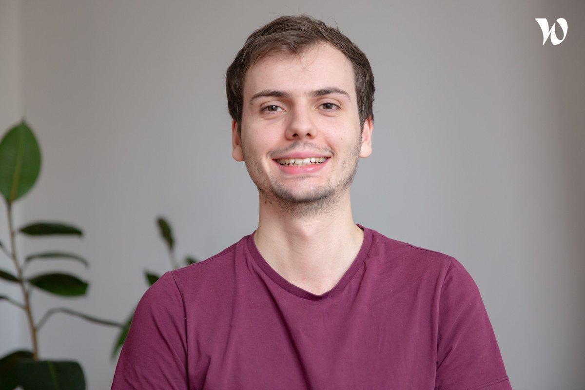 Rencontrez Antoine, Ingénieur R&D - Foodvisor