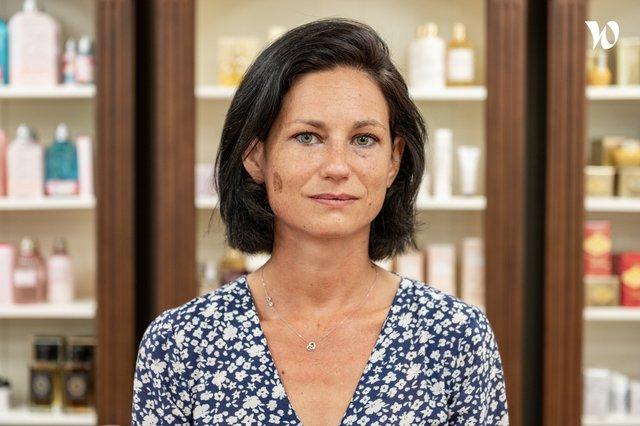 Rencontrez Sarah, Responsable Developpement RH - Groupe L'Occitane