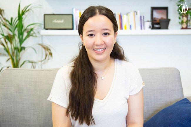 Rencontrez Jihane, Assistant Chef de Projet Production et Logistique - Smiirl