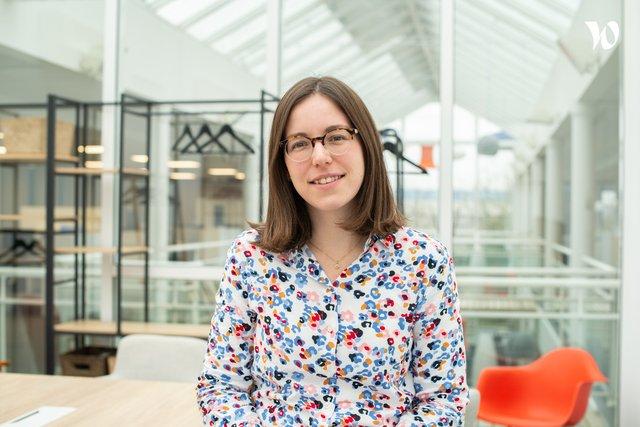 Rencontrez Justine, Designer produit - Home Sight