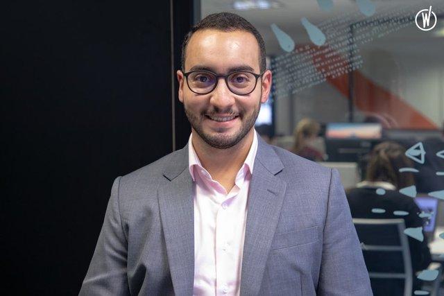 Rencontrez Yasser, Senior Consultant - Sentelis, Part of Accenture Applied Intelligence