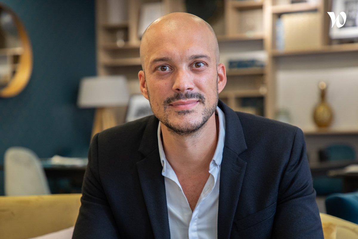 Rencontrez Tristan, Directeur projet - LOSAM AGENCY