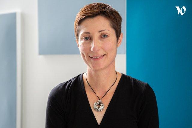 Rencontrez Nathalie, Directrice déléguée - ecosystem
