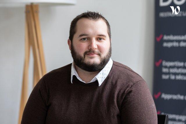 Rencontrez Julien, Consultant / Expert technique - DUONYX