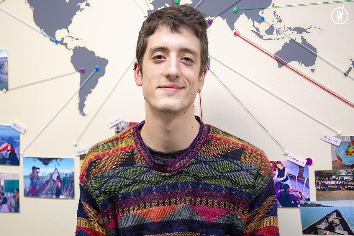 Rencontrez Guillaume, Médiateur culturel - Par Le Monde