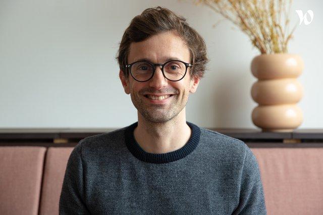 Rencontrez Florent, Senior Product Manager - COZY CLOUD