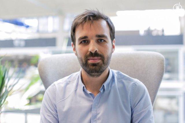 Rencontrez Alexandre, CEO - Workelo