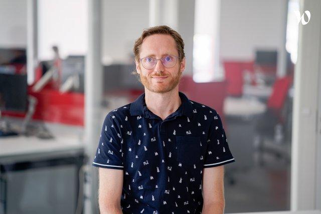 Rencontrez David, Developpeur Full Stack - Raise Partner