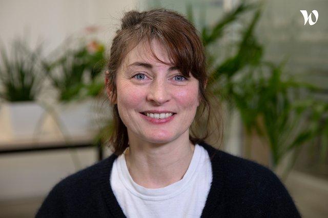 Rencontrez Julie, Chargée de Communication - Aldi