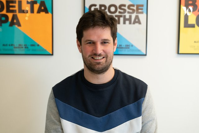 Rencontrez Olivier, Co fondateur - Brussels Beer Project