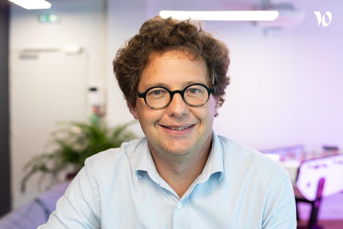 Rencontrez Laurent, Directeur Associé - CELENCIA