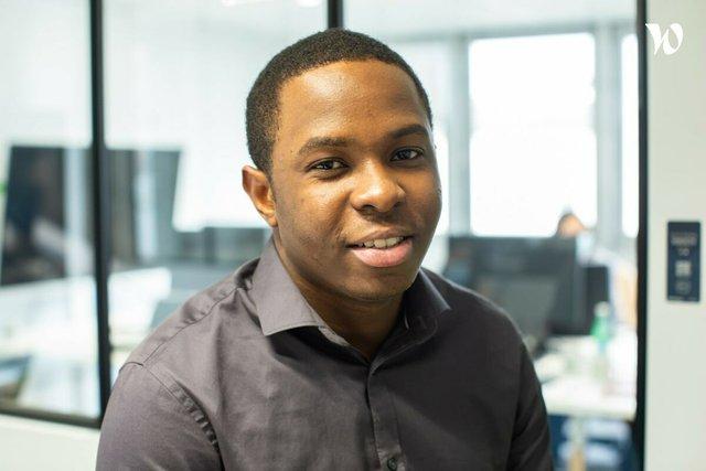 Rencontrez Jean Baptiste, Chargé d'affaires - Energie IP