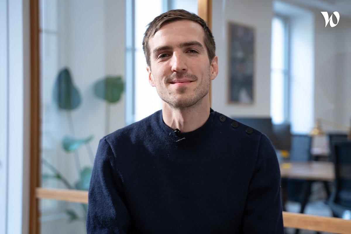 Rencontrez Paul, CEO & Co-founder - Modjo