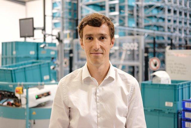 Meet Renaud, CTO & Co founder - Exotec