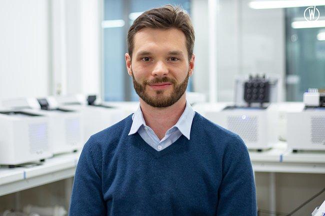 Meet Nicolas, PhD, Senior Engineer - Stilla Technologies