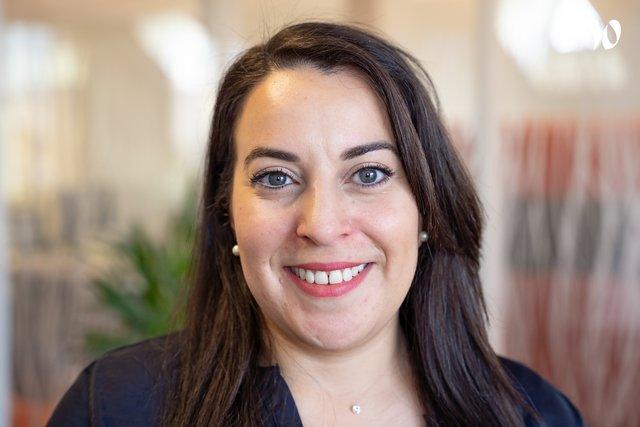 Rencontrez Soraya, Sales PME - Pandat Finance