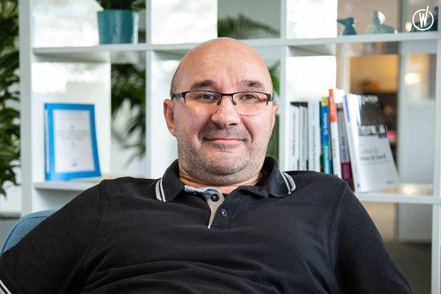 Rencontrez Benoit, Responsable d'exploitation déléguée - Hesion