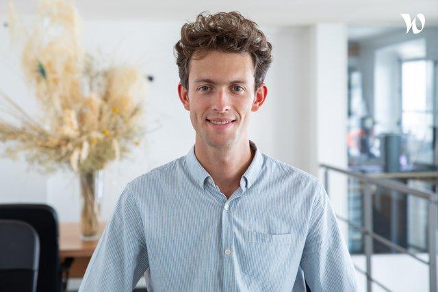 Rencontrez Paul, CEO - Adok