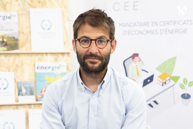 Rencontrez Eric, fondateur - Neovee