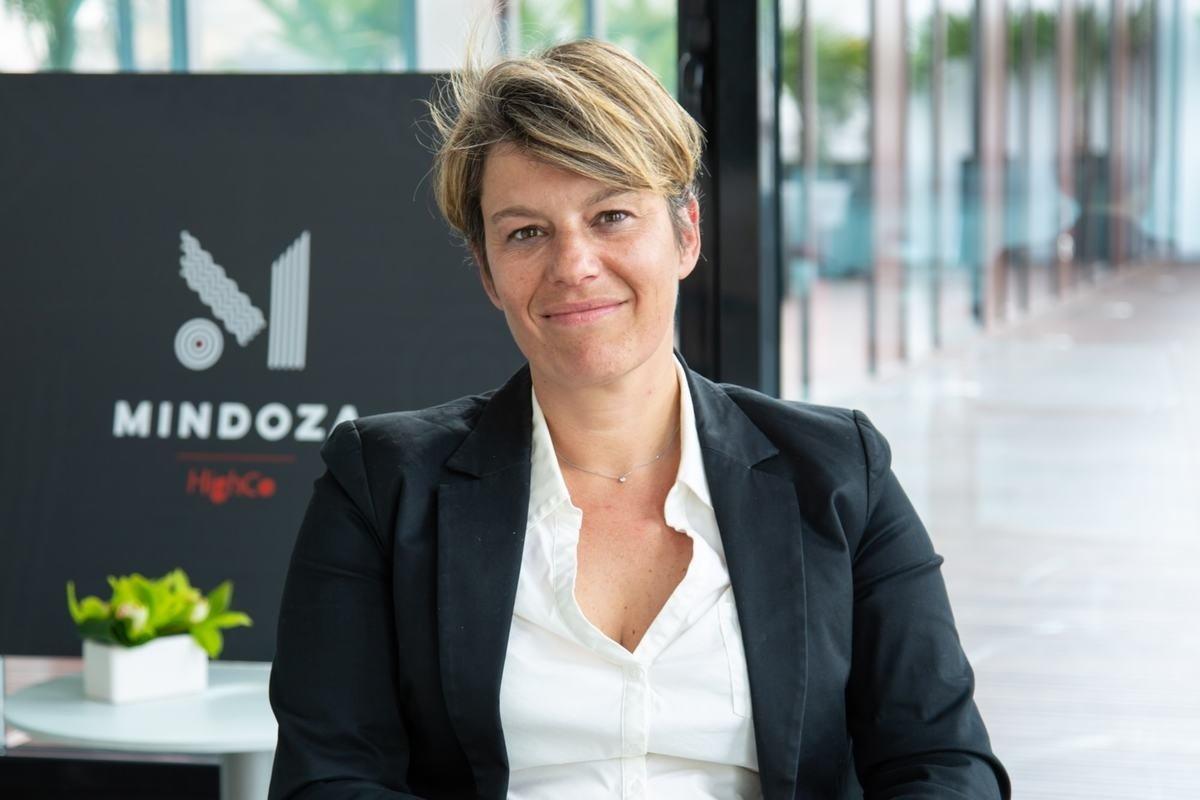 Rencontrez Emilie, DGA Mindoza en charge de la POC Factory - MINDOZA