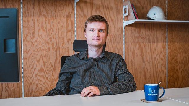 Matúš Gajdoš, former Head of R&D - GA Drilling