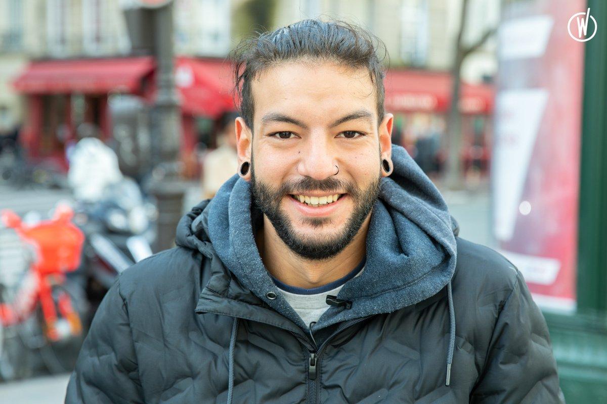Rencontrez Achraf , Manager terrain  - ONG Conseil France