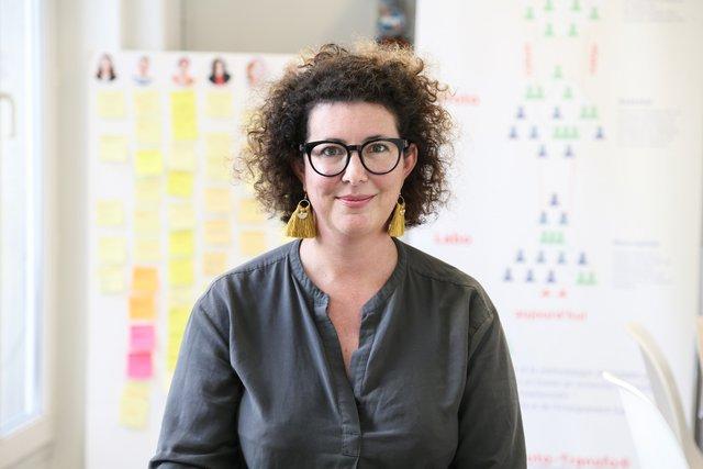 Rencontrez Ségolène, Communicante et designer de transformation - Imfusio