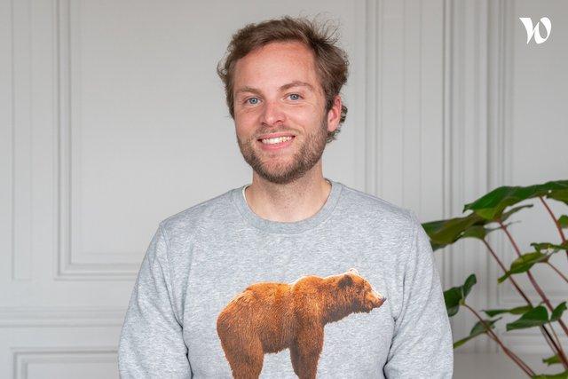Rencontrez Nicolas, CEO et co-fondateur - Soan